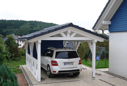 spitzdach carport auf carport. Black Bedroom Furniture Sets. Home Design Ideas